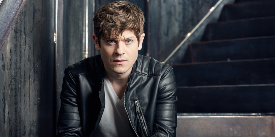 Iwan Rheon will star in Foxfinder (Photo: Shaun Webb)