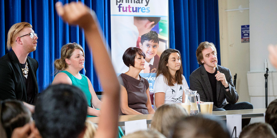Inspiring The Future Of Theatre launches in Scarborough (Photo: Peter Byrne)