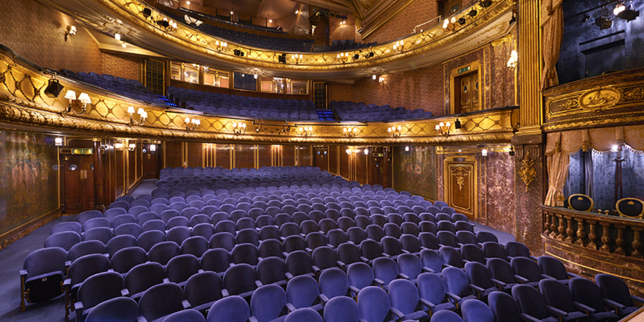 Theatre Royal Haymarket (Photo: Peter Dazeley)