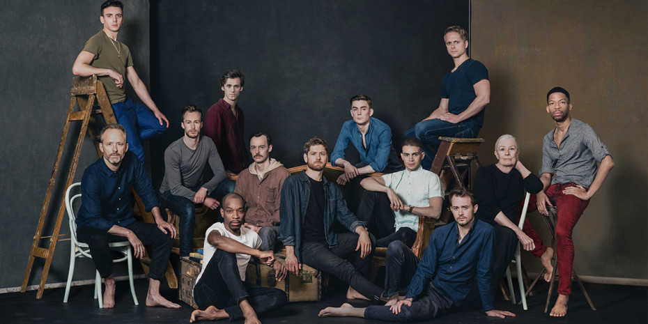 The West End cast of The Inheritance (Photo: Johan Persson)