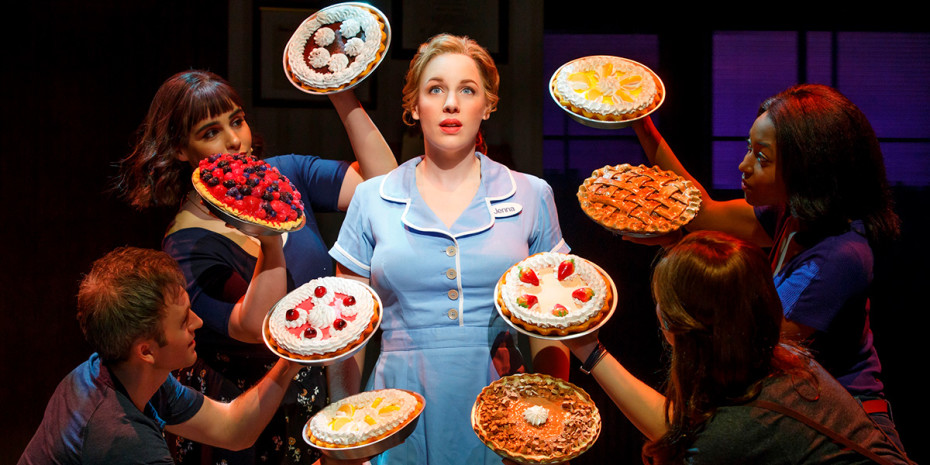 The original Broadway production of Waitress (Photo: Joan Marcus)