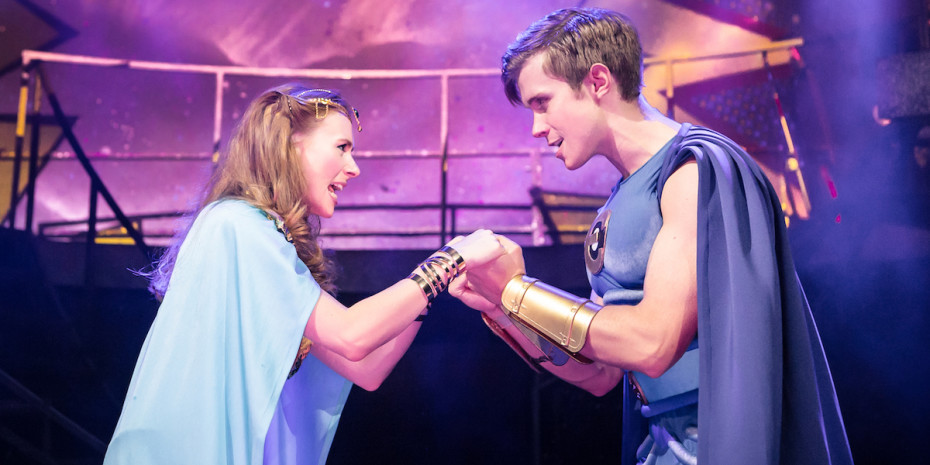 Eugenius 4 Laura Baldwin as Janey and Rob Houchen as Eugene Photo Scott Rylander.jpg