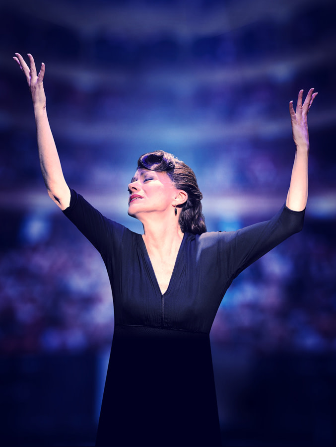Bernadette Robinson in Songs For Nobodies