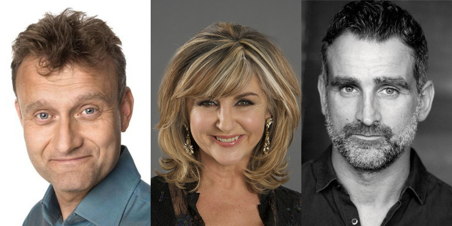 Hugh Dennis, Lesley Garrett & John Marquez will star in The Messiah