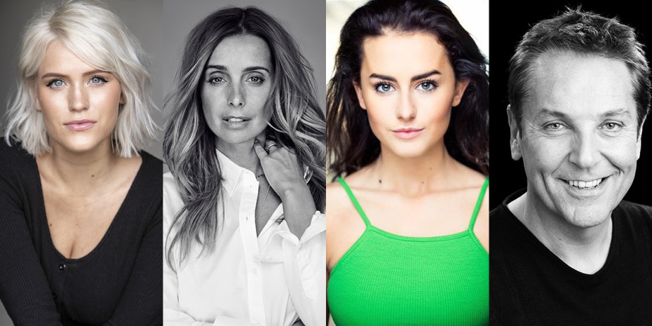 Natalie McQueen, Louise Redknapp, Amber Davies and Brian Conley will star in 9 To 5