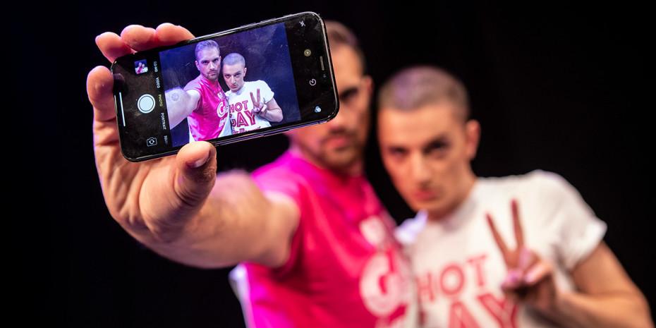 Hot Gay Time Machine (Photo: Pamela Raith)
