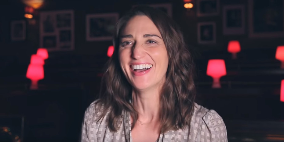 Sara Bareilles, songwriter of Waitress
