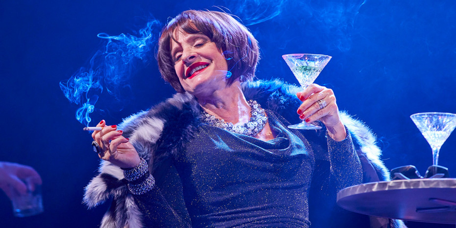 Patti LuPone in Company (Photo: Brinkhoff/Mogenburg)