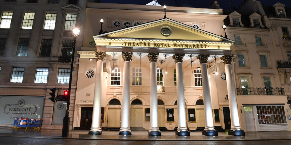Theatre Royal Haymarket (Photo: Jeff Spicer)