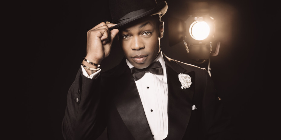 Todrick Hall as Billy Flynn in Chicago