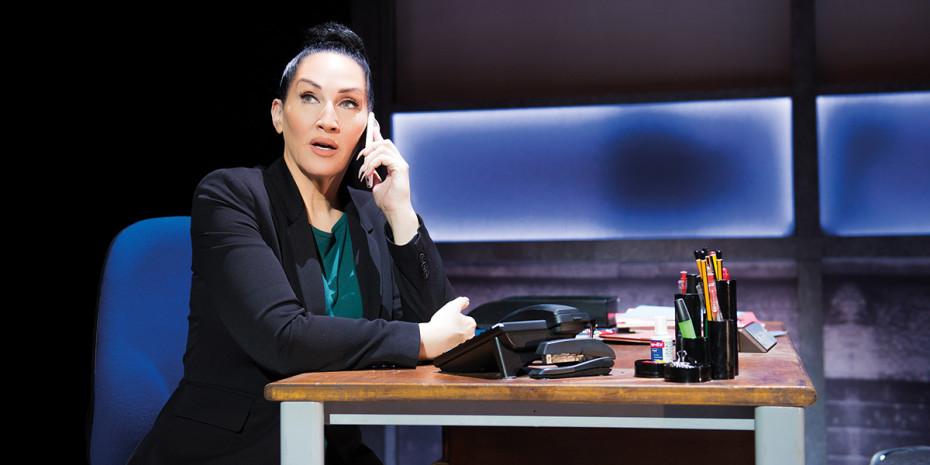 Michelle Visage in Everybody's Talking About Jamie (Photo: Matt Crockett)