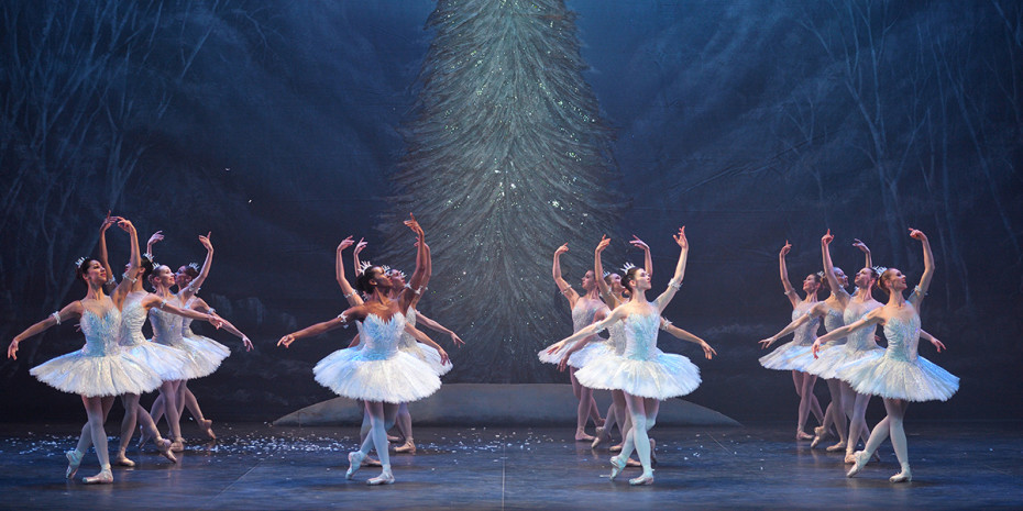 English National Ballet's Nutcracker (Photo: Laurent Liotardo)