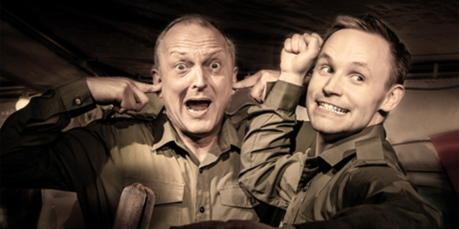 Dad's Army Radio Show at Wilton's Music Hall