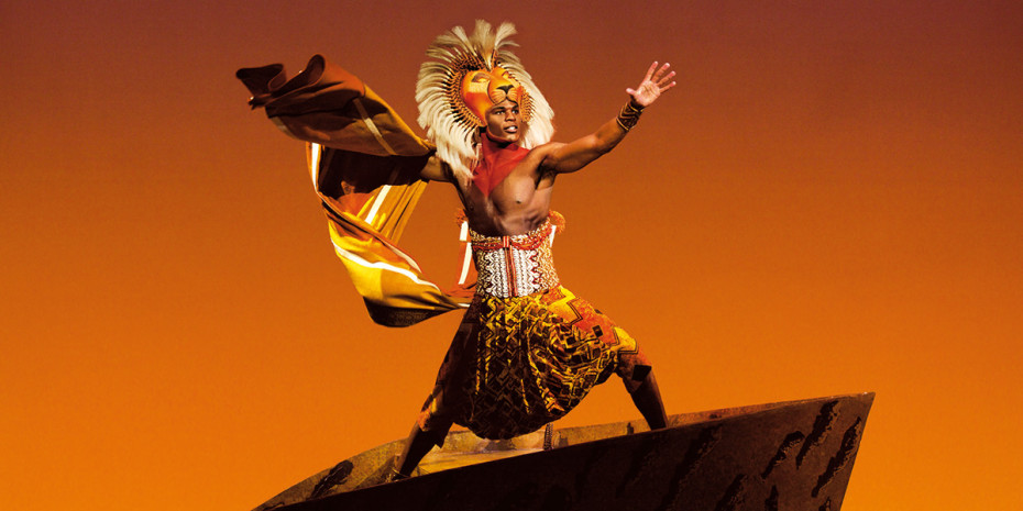 Disney's The Lion King at Lyceum Theatre (Photo: Johan Persson)