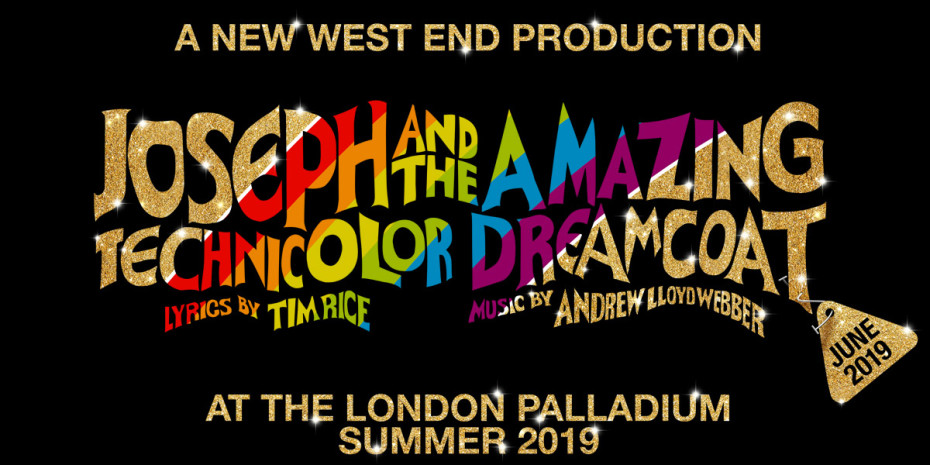 Joseph And The Amazing Technicolour Dreamcoat at the London Palladium