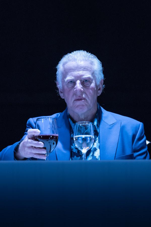 Phil Davis in Pinter Six (Photo: Marc Brenner)