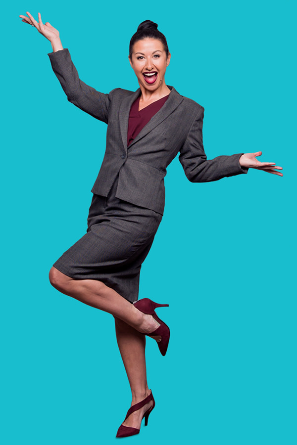 Hayley Tamaddon as Miss Hedge in Everybody's Talking About Jamie
