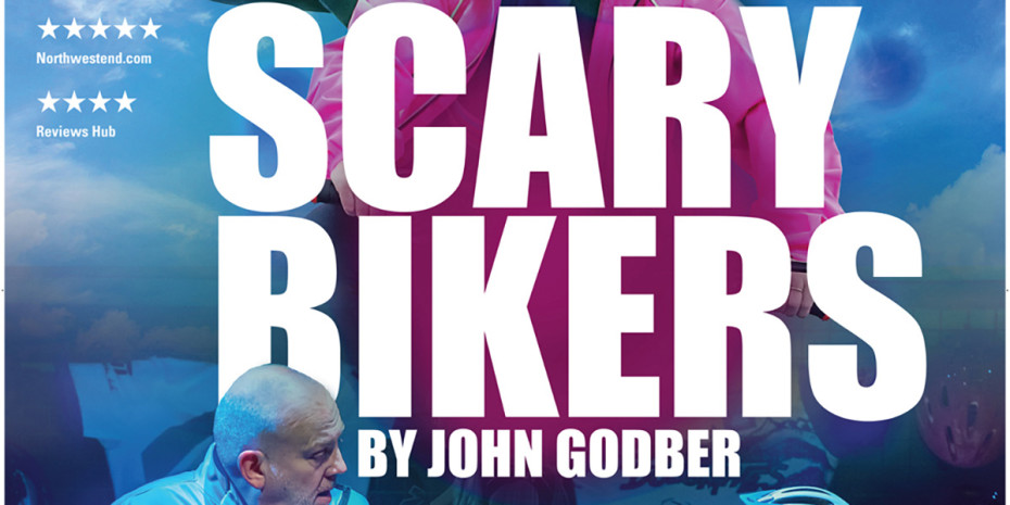 Scary Bikers tickets at Trafalgar Studios