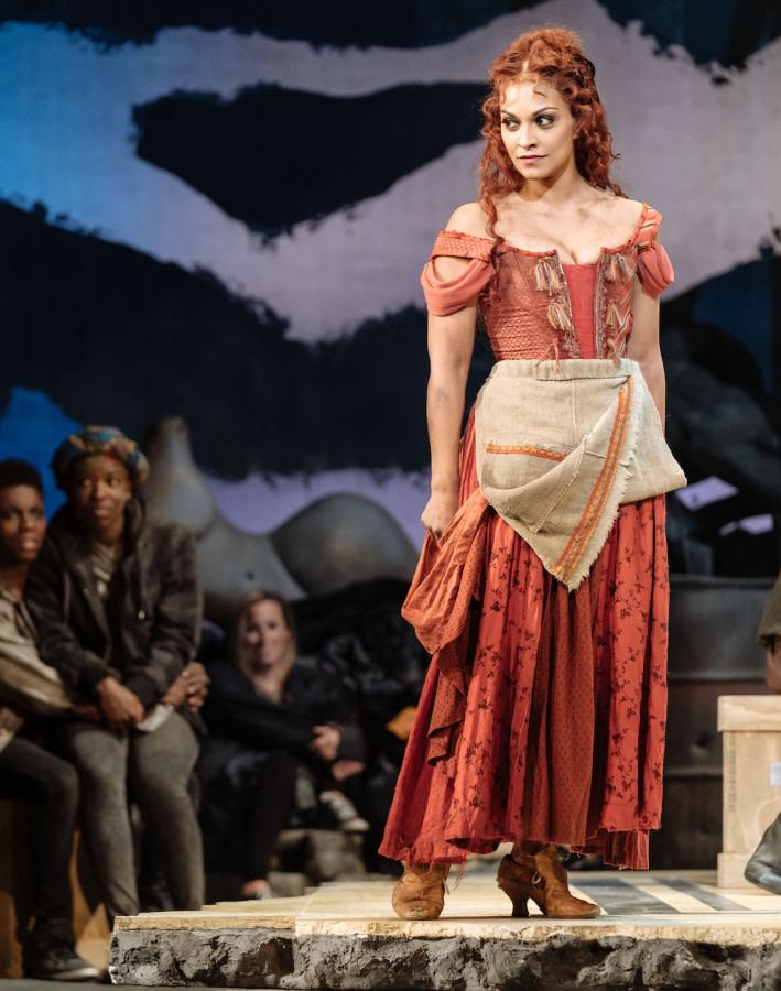 Danielle de Niese in Man Of La Mancha by Manuel Harlan