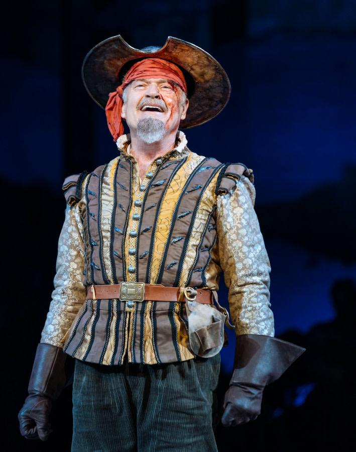 Kelsey Grammer in Man Of La Mancha by Manuel Harlan