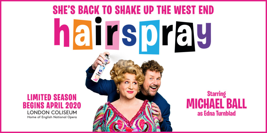 Hairspray returns to the West End