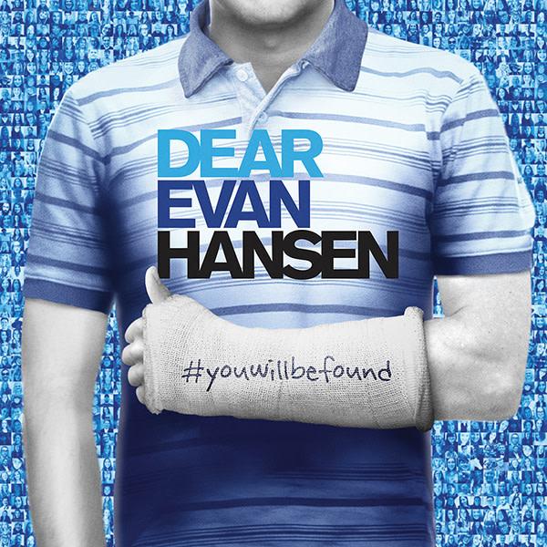 Dear Evan Hansen Mosaic.