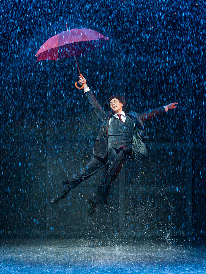 Singin' In The Rain is returning to Sadler's Wells