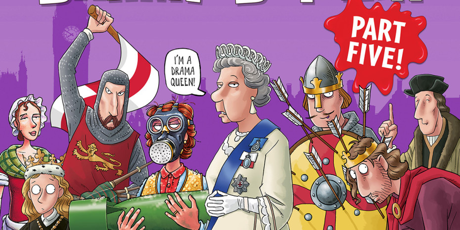 Horrible Histories: Barmy Britain – Part Five will arrive in the West End in July 2020