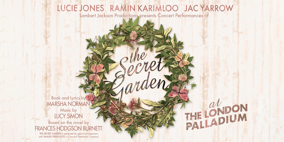The Secret Garden at the London Palladium