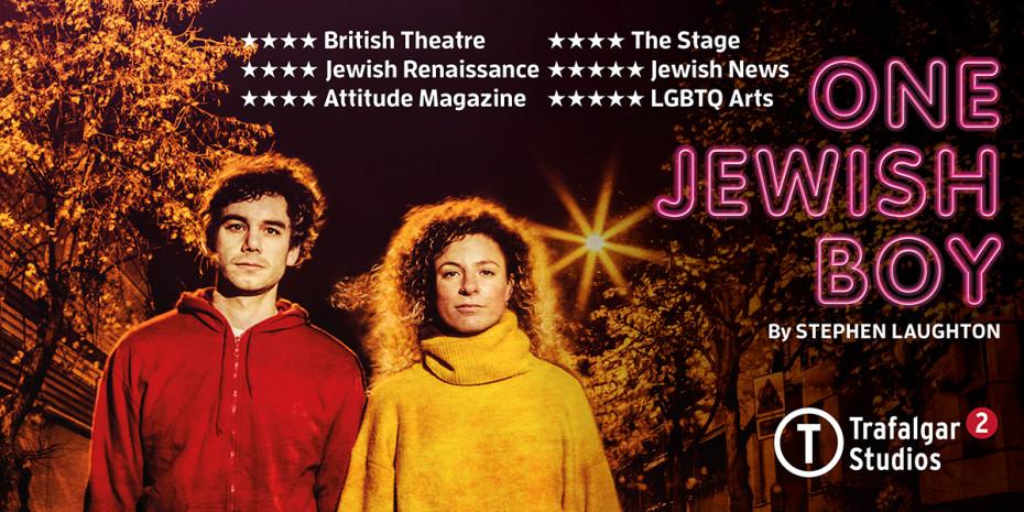One Jewish Boy_Trafalgar Studios2