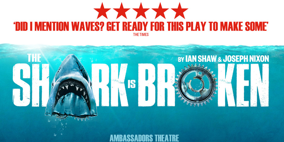 The Shark Is Broken_Ambassadors Theatre