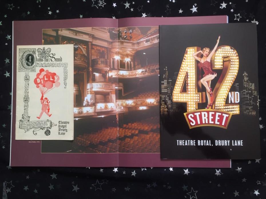42nd Street programmes