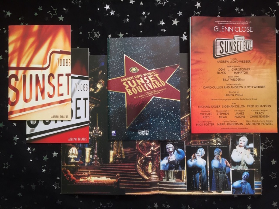 Sunset Boulevard programmes