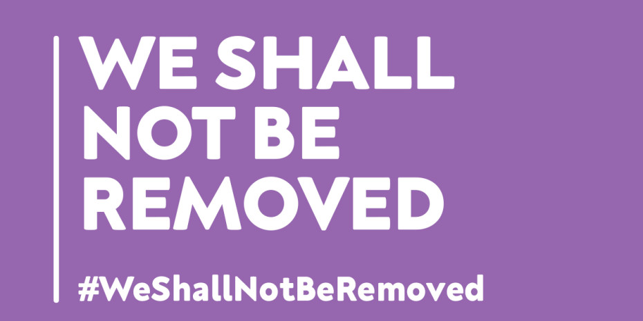Disabled artists in the UK will be using #WeShallNotBeRemoved today on social media channels to share their love for the arts and to showcase their wonderful work to ensure that it remains visible and prominent and so that the UK's recovery from the crisis is inclusive.