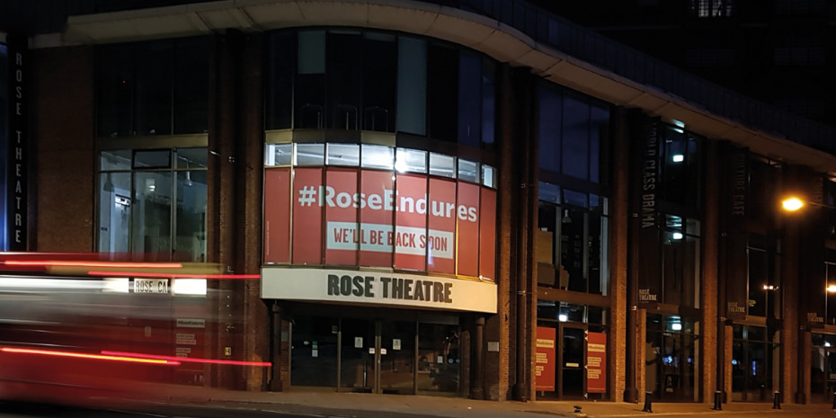 Photo of the Rose Theatre