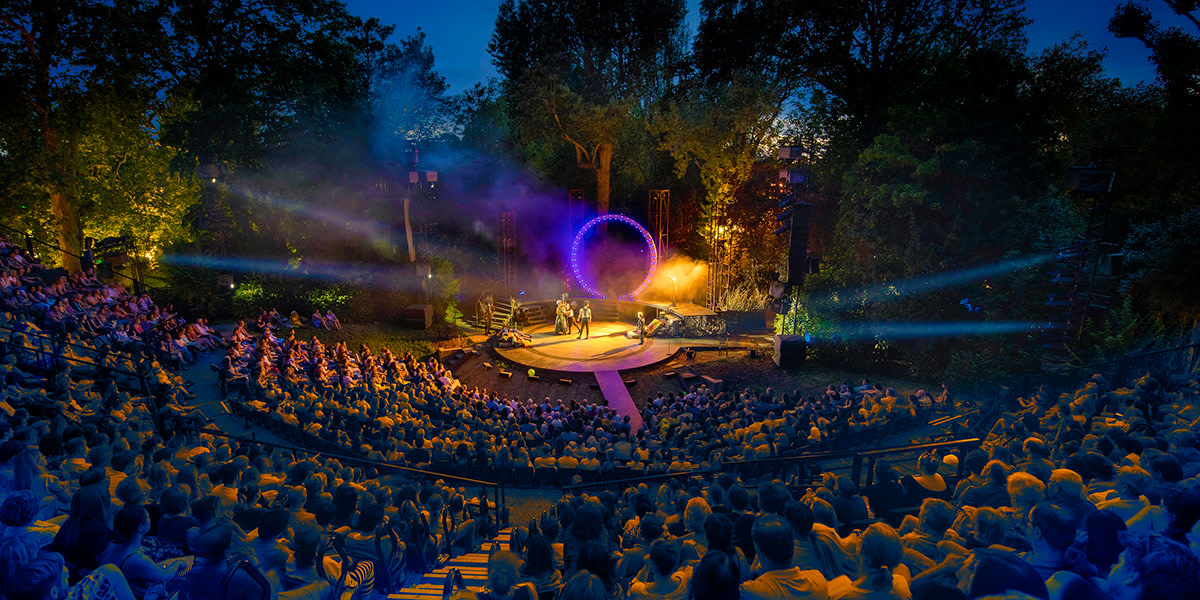 O Regent's Park Open Air Theatre anunciou sua temporada 2020.