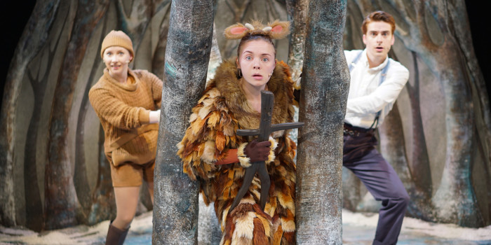 The Gruffalo's Child at The Lyric Theatre
