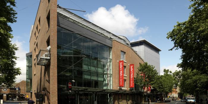 Sadler's Wells Theatre London
