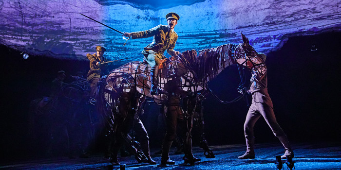 The National Theatre's War Horse on tour (Photo: Brikhoff & Moegenburg)