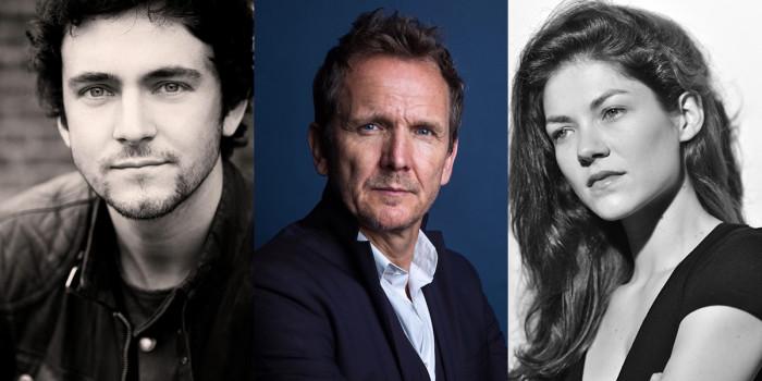 George Blagden, Sebastian Roché and Olivia Ross will star in Tartuffe