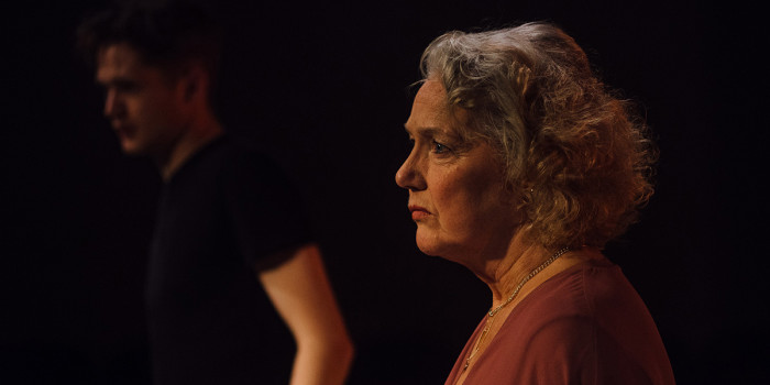Thomas Mahy and Louise Jameson in Vincent River (Photo: David Monteith Hodge)