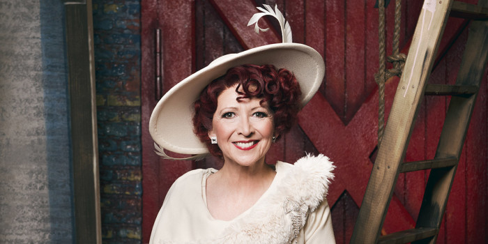 Bonnie Langford in 42nd Street (Photo: Matt Crockett)