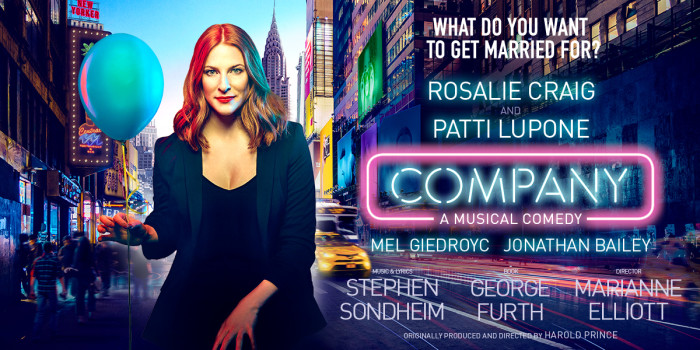 Company at the Gielgud Theatre