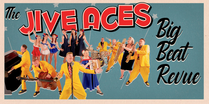 The Jive Aces Big Beat Revue at Aldwych Theatre
