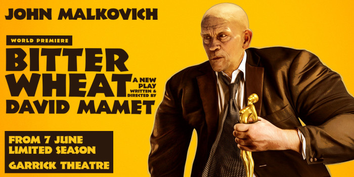 Bitter Wheat tickets at the Garrick Theatre