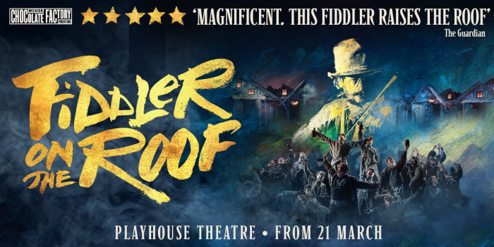 Fiddler On The Roof at the Playhouse Theatre