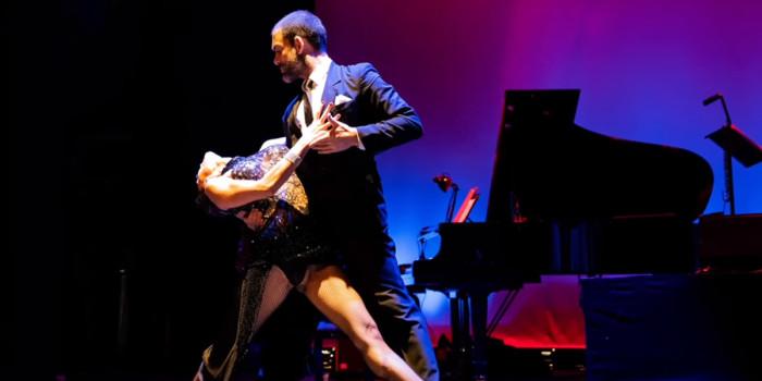 German Cornejo on Tango Fire