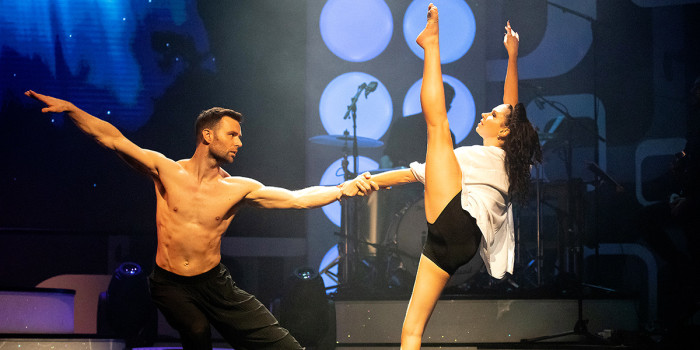 Rip It Up - The 60s at the Garrick Theatre (Photo: Fiona Whyte/The TBC Group)