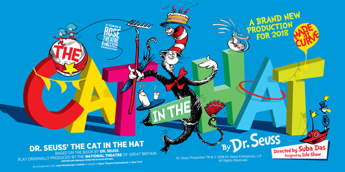 The Cat In The Hat tickets at Rose Theatre Kingston