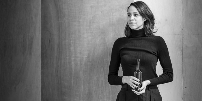 Zawe Ashton in rehearsal for 'Betrayal'. Photo credit Marc Brenner